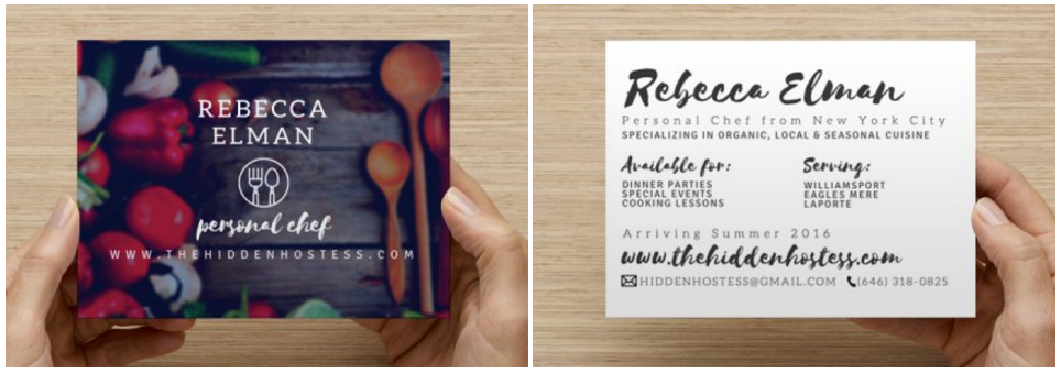 Final Hidden Hostess Marketing Postcard