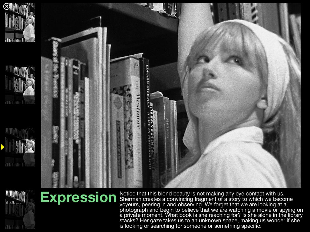 Expression vocab discussed in context
