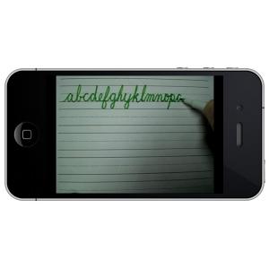 Movie screen on iOS app