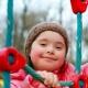 Girl on Playground